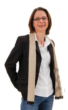 Regina Mühlich: Sachverständige und Datenschutzbeauftragte